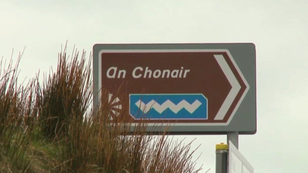 Nuacht an Deiscirt: Slí an Atlantaigh Fhiáin