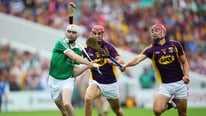Cyril Farrell, Eddie Brennan and Davy Fitzgerald on Limerick's rout of Wexford