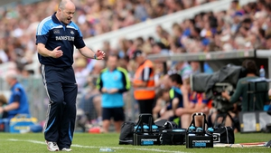 Daly's frustration: The Dublin boss told a tale of his own on the sideline
