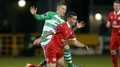 Maguire and North strike late for Sligo Rovers