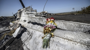 MH17 crashed in July 2014 killing all 298 people on board