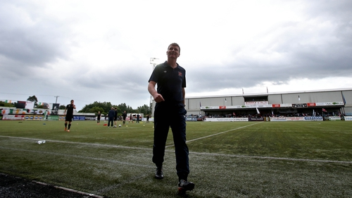 Stephen Kenny's side are favourites to land the SSE Airtricity Premier Division title