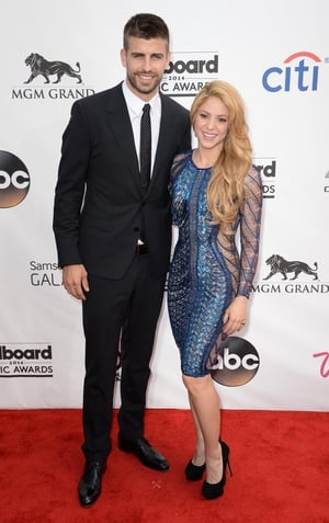 Shakira is reportedly expecting her second child with partner Gerard Piqué.