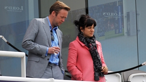 Lily Allen and husband Sam Cooper