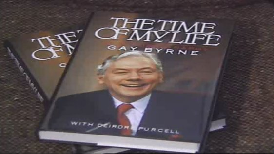 Gay Byrne Book Launch (1989)