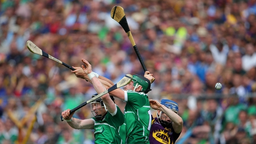 Wexford were swept aside by Limerick in Semple Stadium