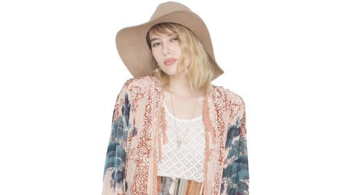Get some festival fashion inspiration