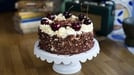 Black Forest Cake - A trip back in time!