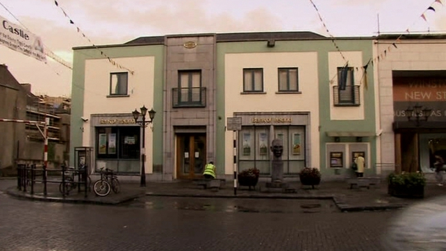 He attempted to steal cash with others from Bank of Ireland in Parliament Street, Kilkenny