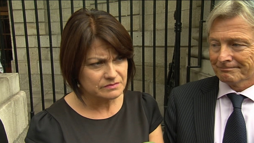 Fidelma Healy Eames received an apology and damages