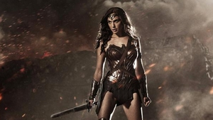 Gal Gadot stars as Wonder Woman in the upcoming DC Comics reboot