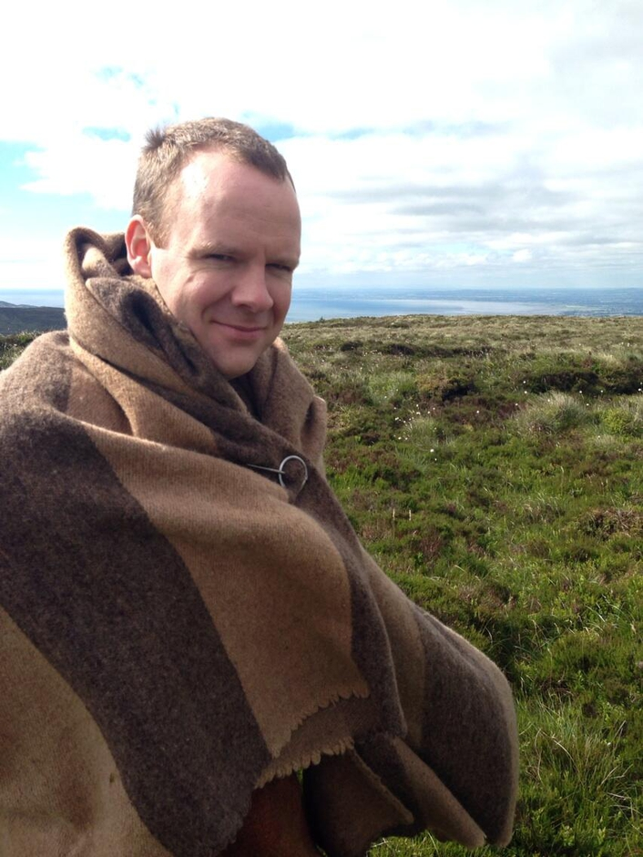 Neil Delamere's new television series