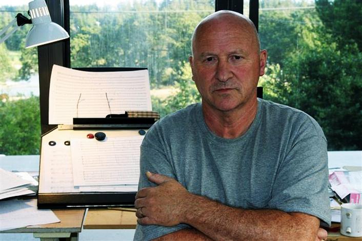 Gavin Bryars, composer