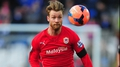 Celtic land Cardiff's Berget on loan
