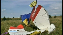 Heavy fighting prevents investigators reaching MH17 site