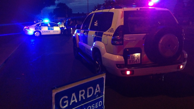 It is believed the row is connected to a shooting at a pub on the Malahide Road on Friday night