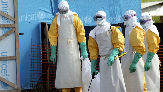Ebola virus continues to spread