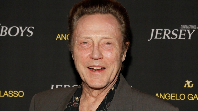 Walken - Will voice the character King Louie