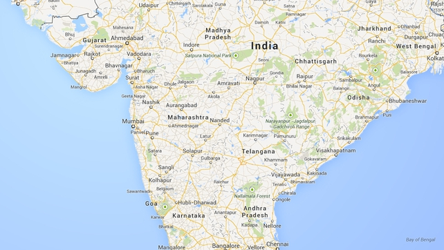 India has one of the worst road safety records in the world (Pic: Google Maps)