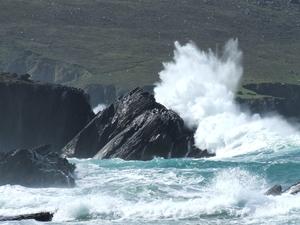 Clogher Strand, Dingle peninsula, Co Kerry (Pic: Alan Brierton)