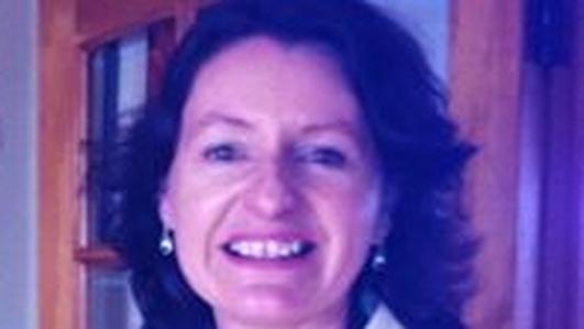 Cathy Ní Ghoill - Bainisteoir Chomharchumann Forbartha Árann, in Inis Mór