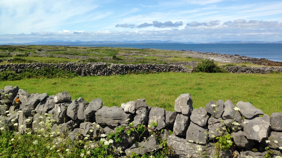 Inis Mór in the Aran Islands (Pic: Derval O'Brien)
