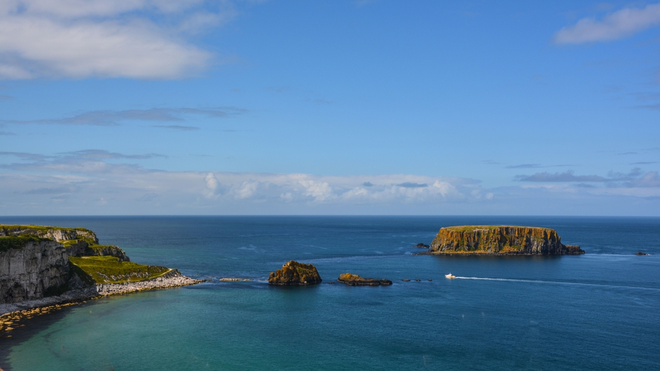 Carrick-A-Rede, Co Antrim (Pic: Kevin Gorman)