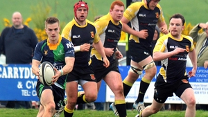 Ballynahinch face Terenure on the opening weekend