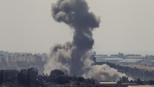 At least 43 Palestinians killed in Gaza fighting
