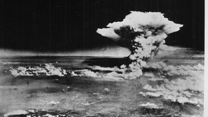'Little Boy' was dropped on Hiroshima at 8.15am on 6 August 1945, killing 140,000 people
