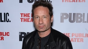 David Duchovny is returning to Twin Peaks, population 217