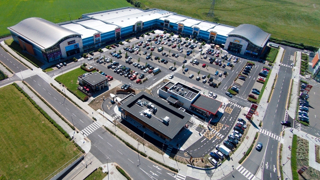 Phase 1 of Carrickmines Retail Park accounts for around 60% of the portfolio's value