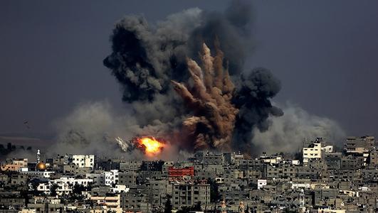 20 killed in UN school in Gaza