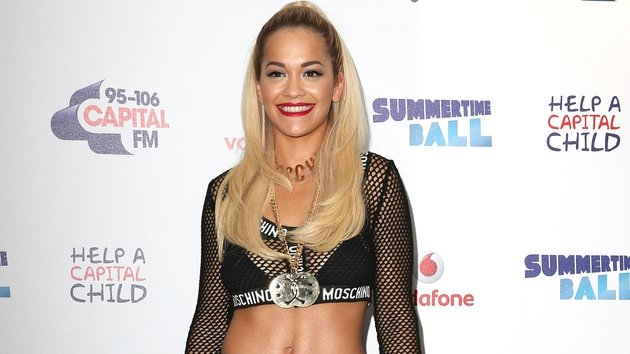 Rita Ora wasn't surprised that her ex wouldn't allow her to sing his song at the Teen Choice Awards