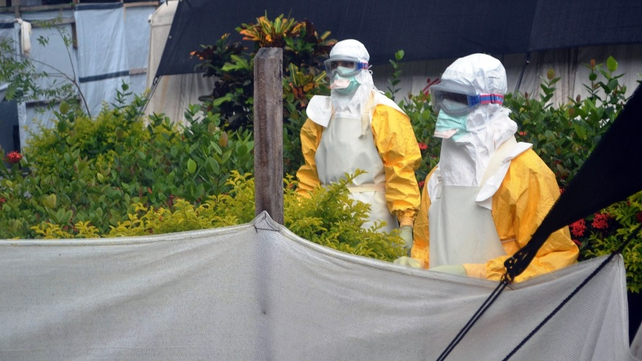 WHO says the Ebola outbreak is the largest recorded in terms of cases, deaths and geographical coverage