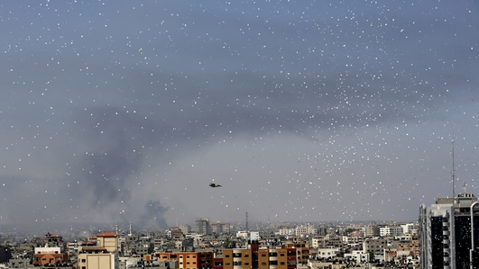 Tactics used in Gaza conflict