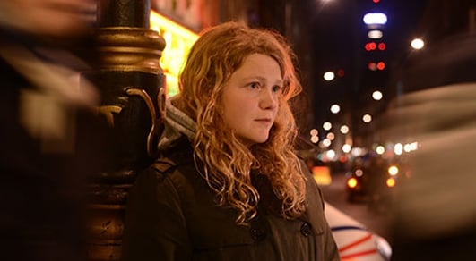 Kate Tempest, spoken word artist