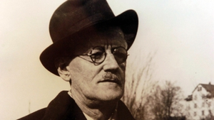 James Joyce's first novel was originally published in serial form