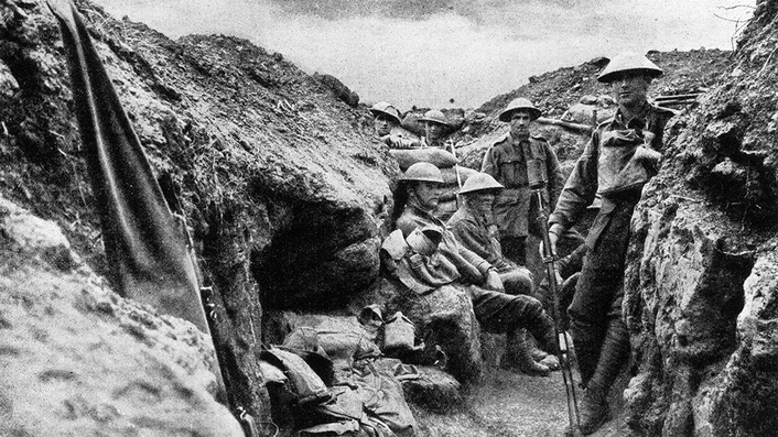 Ireland's Role in World War One