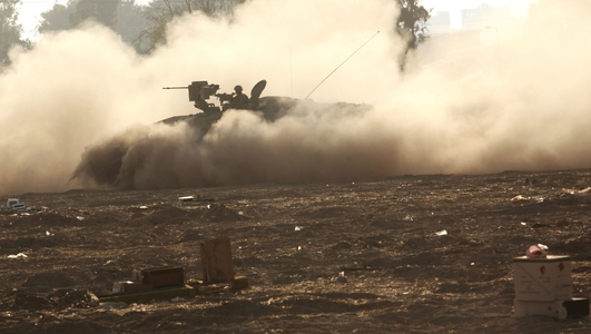 Reports from the ground in Gaza