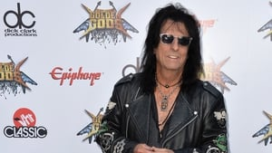 Alice Cooper is back with his original band