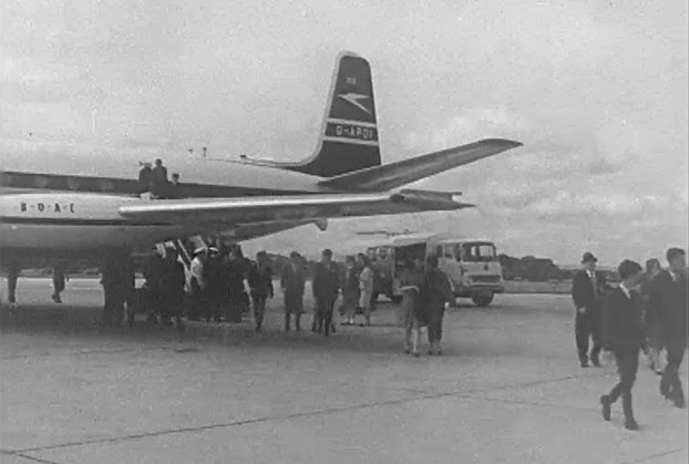 Cork Passenger Jet