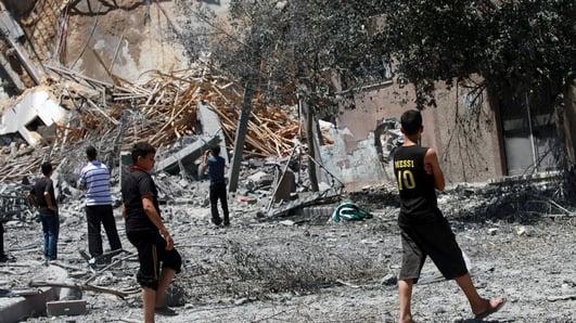 Gaza ceasefire period begins