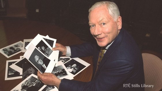 Gay Byrne © RTÉ Archives 2064/031