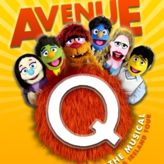 "Comedy musical ""Avenue Q"""