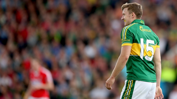 James O'Donoghue has starred for Kerry this summer