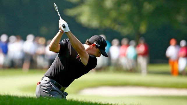 Rory McIlroy: 'I drove the ball for the most part well'