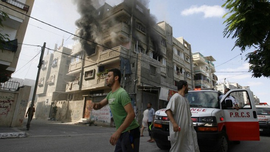 Israel and Hamas agree unconditional 72-hour humanitarian ceasefire in Gaza