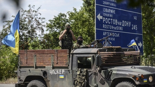 Russia suggests sending help to Ukraine