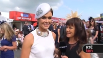 Watch! Ladies Day at the Galway Races